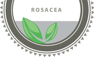 Natuurlijke huidverzorging voor de huid met rosacea