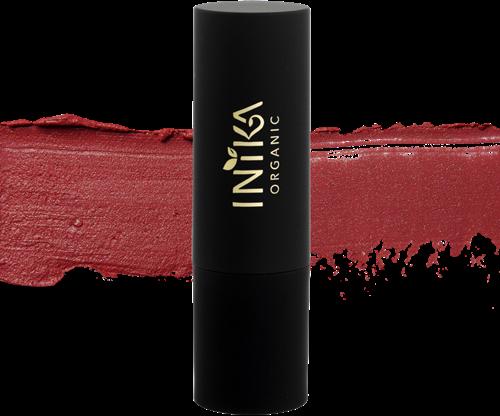 INIKA Lipstick - Auburn Ambition