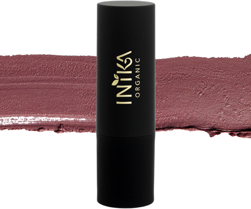 INIKA Biologische Vegan Lipstick - Dark Cherry