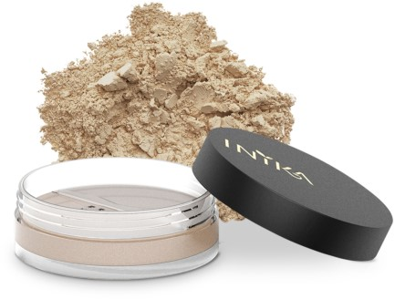 INIKA Mini Loose Mineral Foundation SPF25 - Nurture