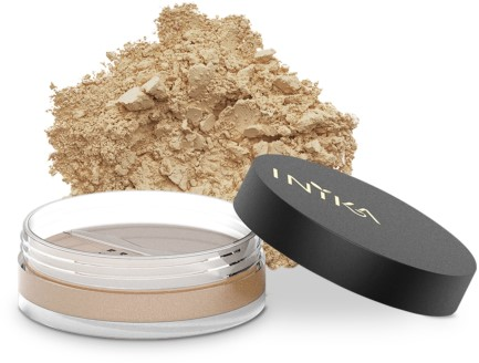 INIKA Loose Mineral Foundation SPF25 - Patience