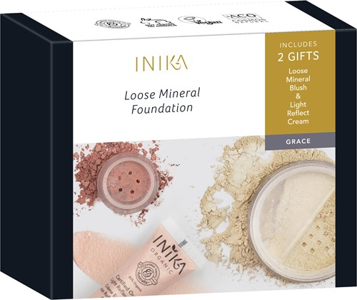 INIKA Matte & Flawless - Grace