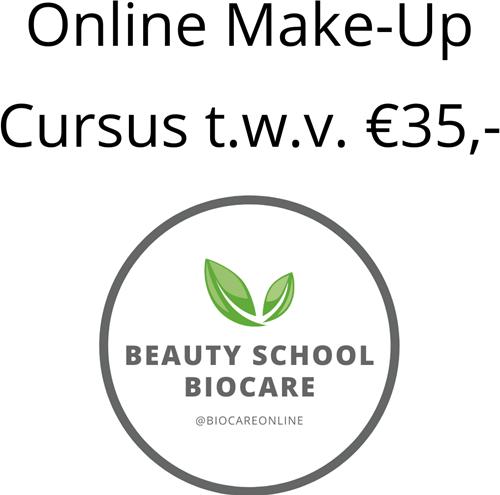 Online Workshop Instagram Natuurlijke Make-up