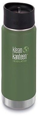 Klean Kanteen Wide Insulated Thermosfles 473ml Vinyard Green