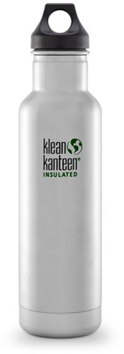 Klean Kanteen Insulated Thermosfles 590ml Ring Dop