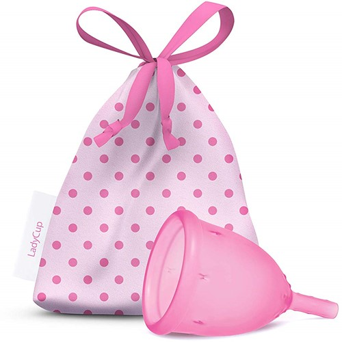 LadyCup Pink maat L