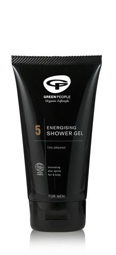 Green People No. 5 Energising Shower Gel
