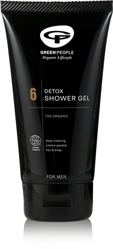Green People No.6 Detox Shower Gel & Shampoo
