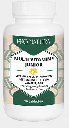 Pro Natura Multi Vitamine Junior