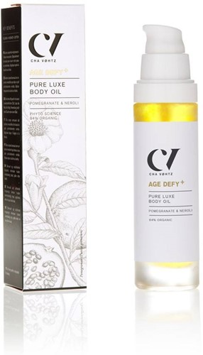 Green People Age Defy+ Pure Luxe Body Oil