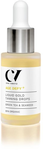 Green People Age Defy+ Tanning Drops
