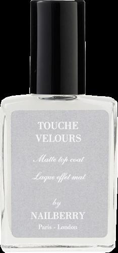 Nailberry Touche Velours Matte Top Coat