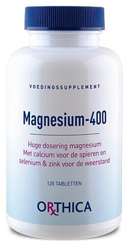 Orthica Magnesium-400 120st.