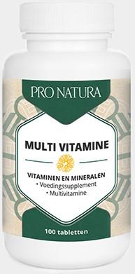 Pro Natura Multi Vitamine
