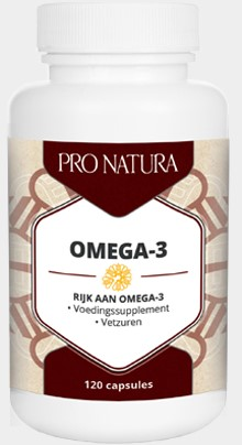 Pro Natura Omega 3 Visolie