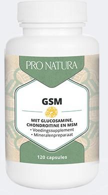 Pro Natura G.S.M 120 caps.
