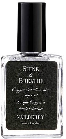Nailberry Shine & Breathe Top Coat