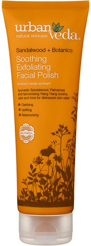 Urban Veda Soothing Exfoliating Face Scrub