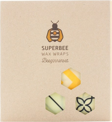 Superbee wrap - beginnerset