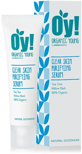 Green People Oy! Clear Skin Purifying Serum