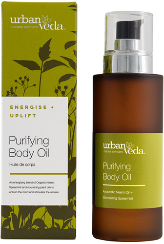 Urban Veda Purifying Body Oil