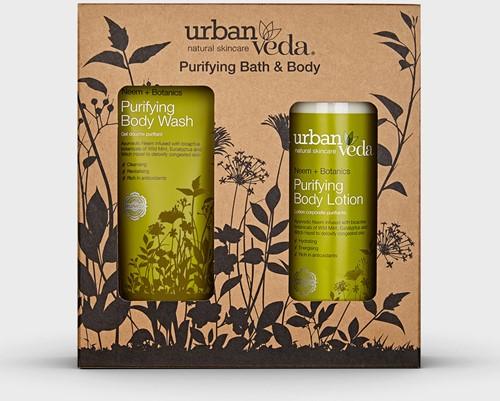 Urban Veda Purifying Bath & Body