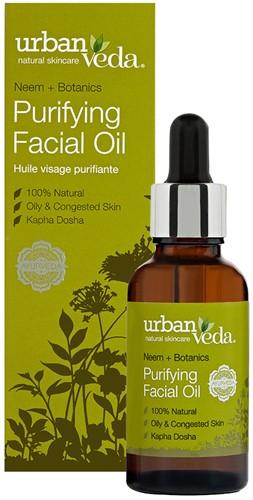 Urban Veda Purifying Facial Oil