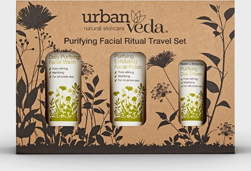 Urban Veda Purifying Facial Ritual Travel Sets