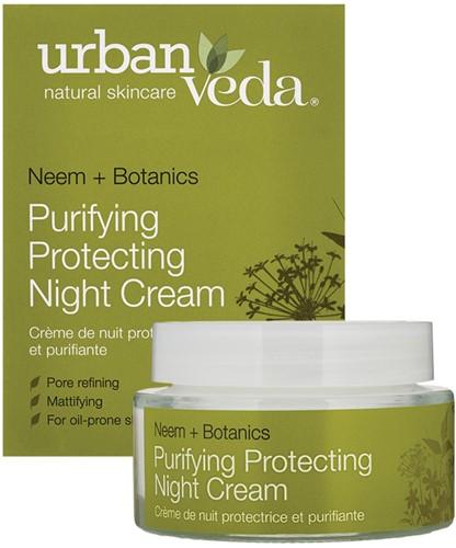 Urban Veda Purifying Night Cream