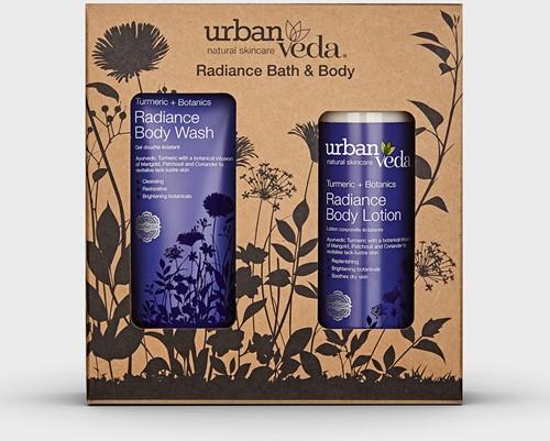 Urban Veda Radiance Bath & Body