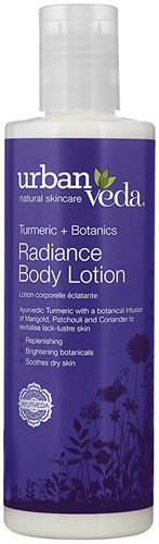 Urban Veda Radiance Body Lotion