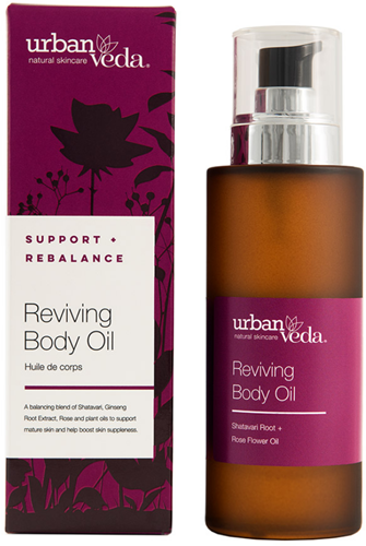 Urban Veda Reviving Body Oil