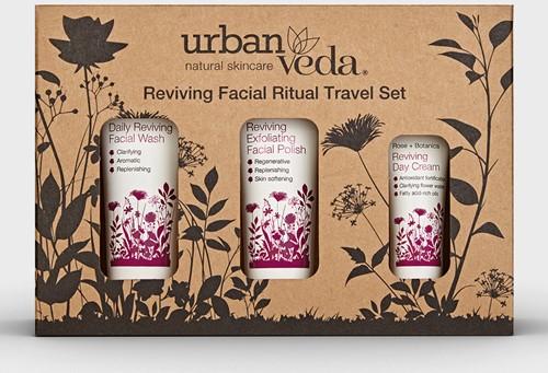 Urban Veda Reviving Facial Ritual Travel Sets