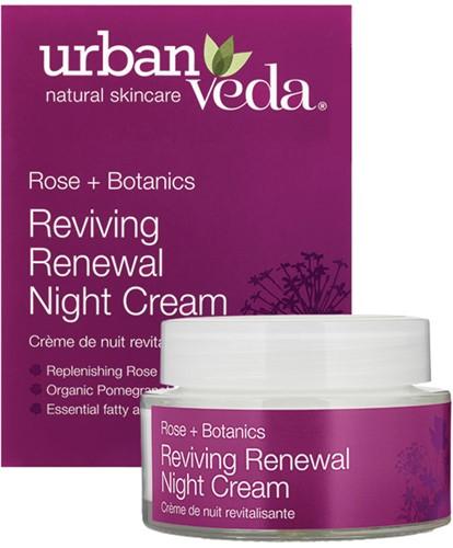 Urban Veda Reviving Night Cream