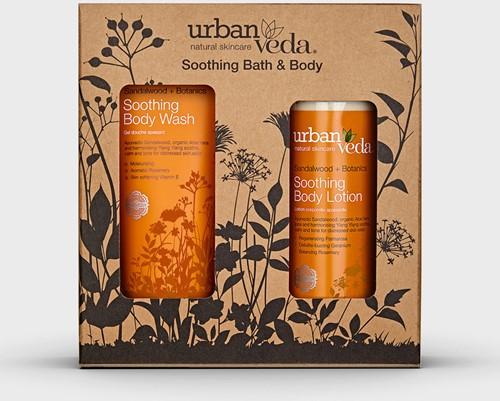 Urban Veda Soothing Bath & Body