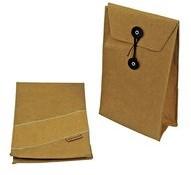 Zuperzozial Wasbaar Papieren Broodzak